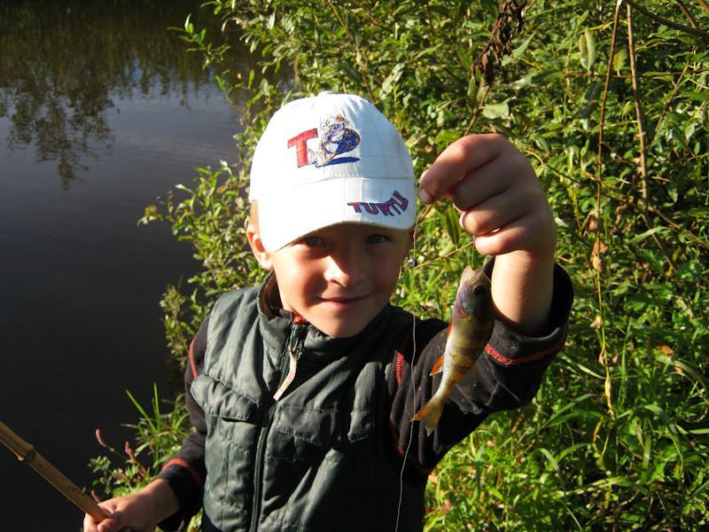 Рыбалка в Рыбинске, семейный отдых в Ярославской области