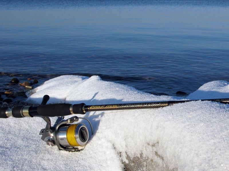 Ловля в мороз на спиннинг
